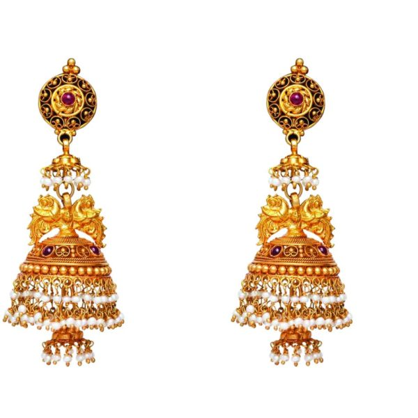 Antique earring-PCBAE003