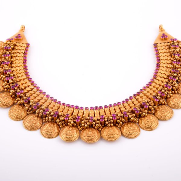 Antique necklace-PCTAN001