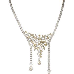 Diamond Necklace-PCBDN002