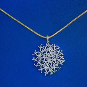 Diamond Necklace-PCCDN001