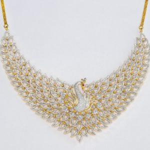 Diamond Necklace-PCCDN002