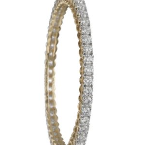 Diamond bangle -PCBDB003