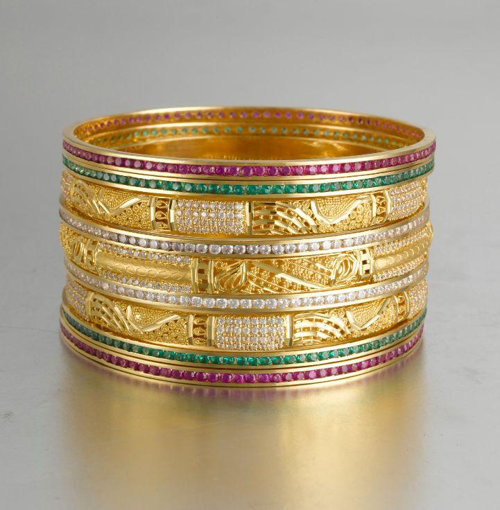 Bangles & Bracelets – Bhima Jewellers