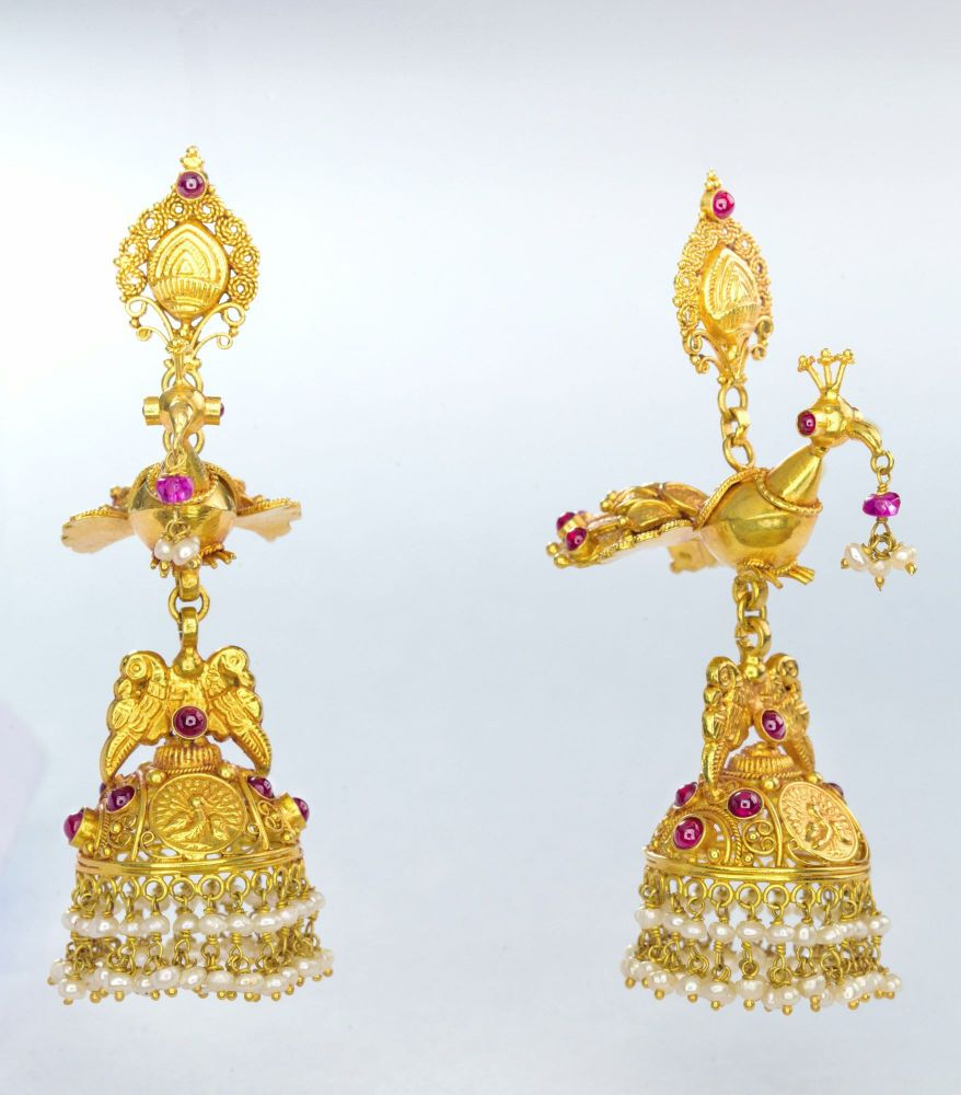Earrings – Bhima Jewellers