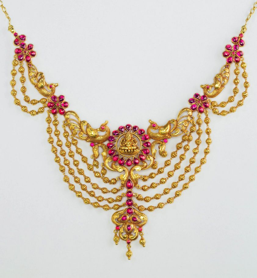 Necklaces – Bhima Jewellers