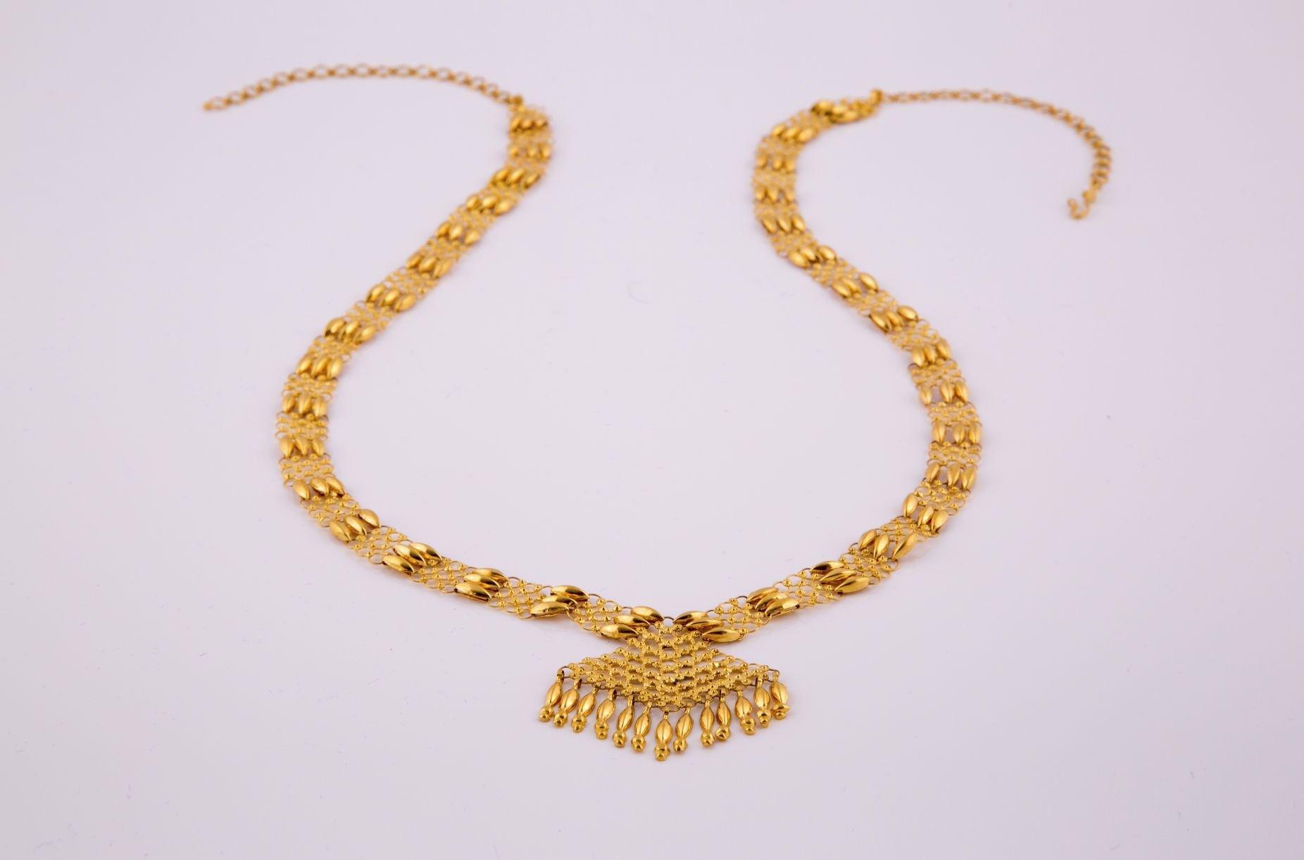 Necklaces – Bhima Jewellers