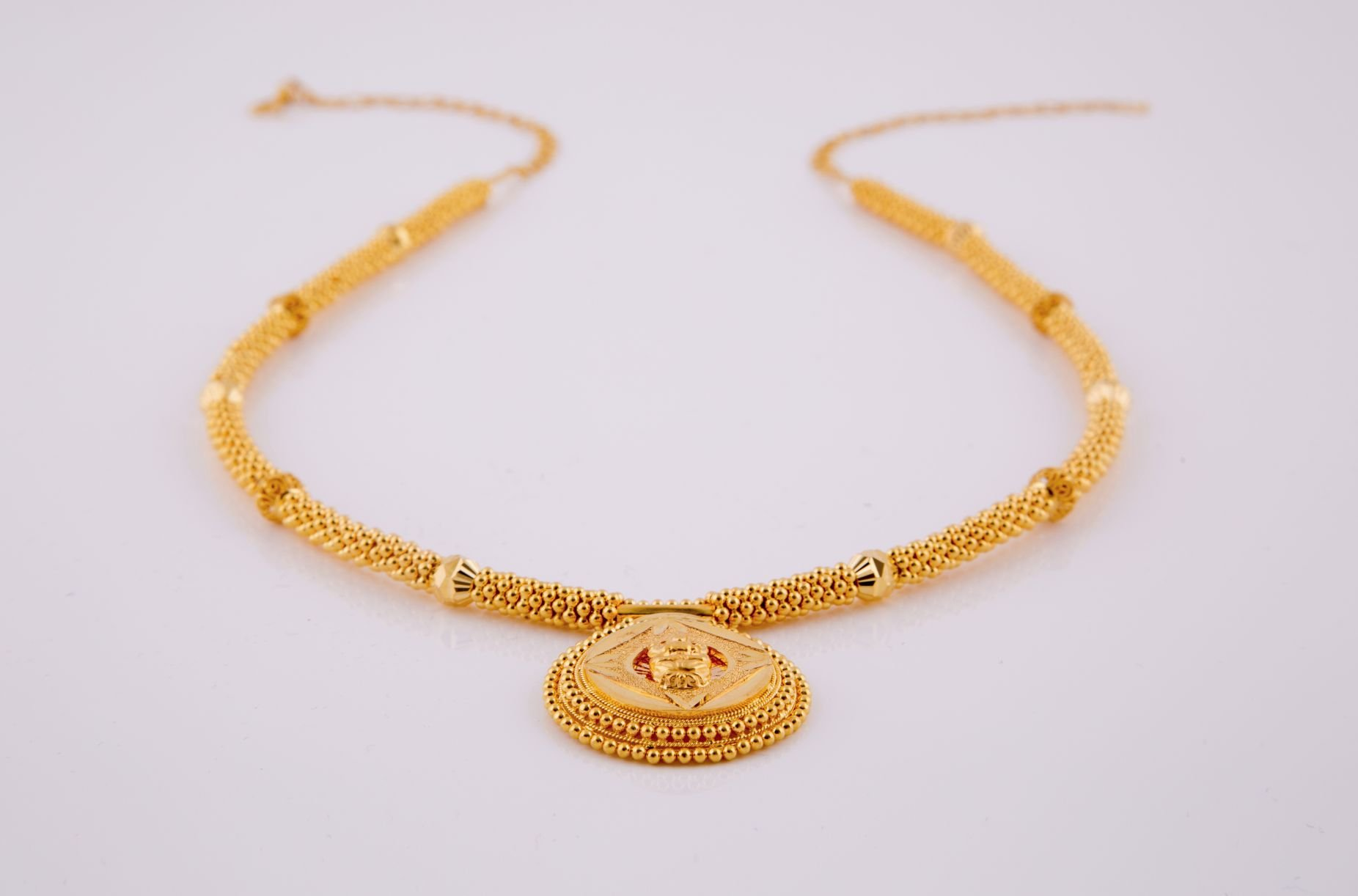 Gold necklace – Bhima Jewellers